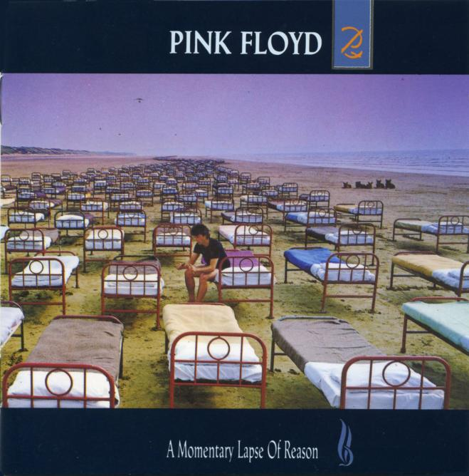 Pink floyd a momentary lapse of reason front